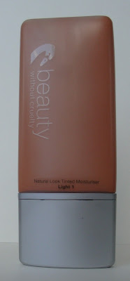 Beauty Without Cruelty Natural Look Tinted Moisturiser