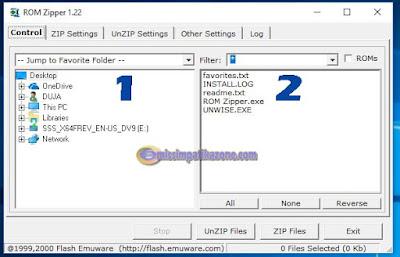 Cara Cepat Merubah File Ke ZIP Bersamaan Secara Otomatis