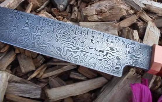 Δαμασκηνό μαχαίρι το κορυφαίο: Πως γίνεται video