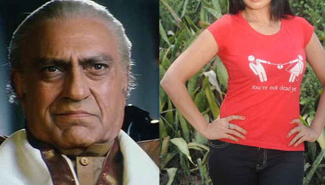 amrish puri's daughter, namrata puri, villain's daughter, mogambo's daughter, amrish puri's family