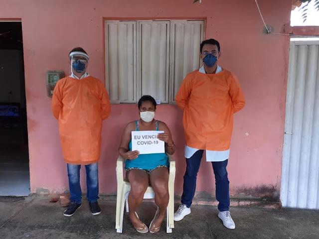 Primeira paciente confirmada com COVID-19 em Viçosa está curada