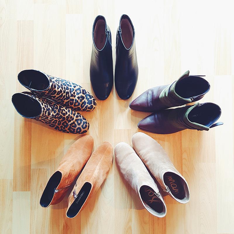 Michael Kors, Ted&Muffy, Sam Edelman, Zalando, Zalando Iconics, ankleboots, Stiefeletten