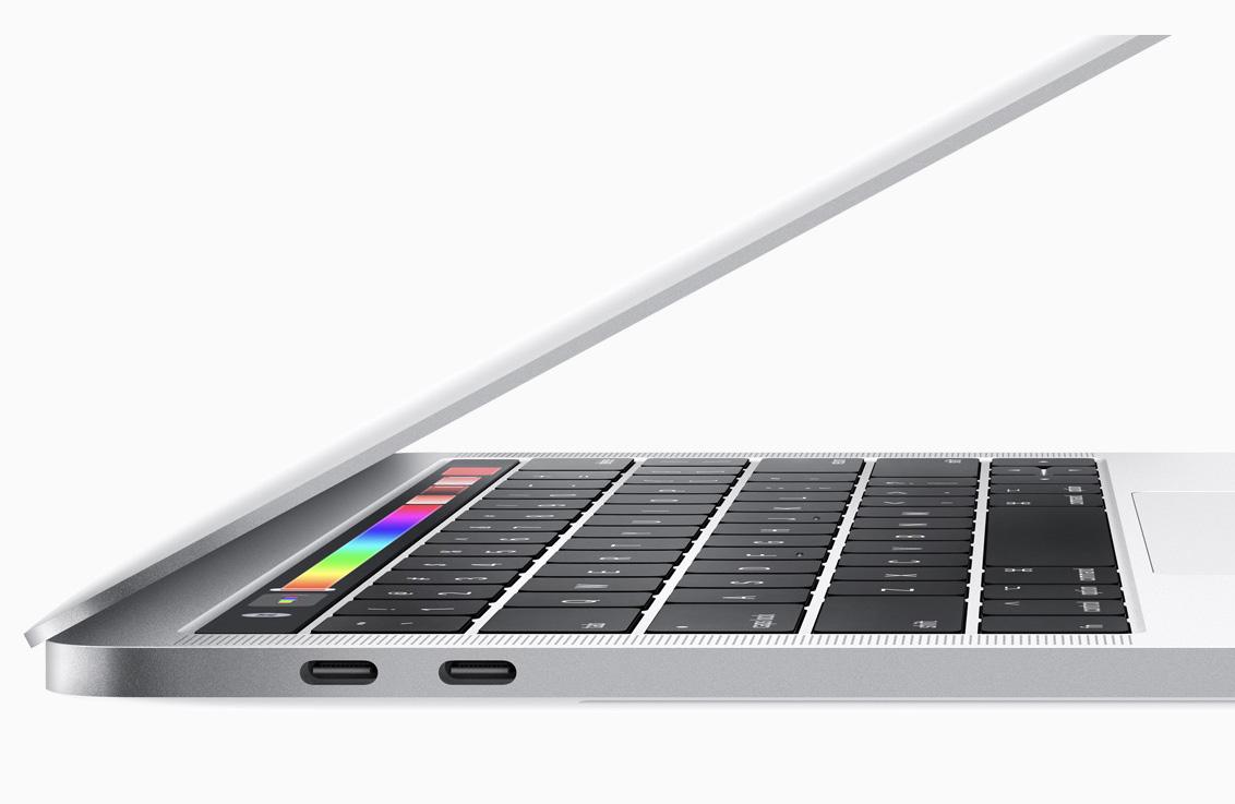 蘋果晶片 Mac 確定支援 Thunderbolt:40Gb/s 傳輸能力