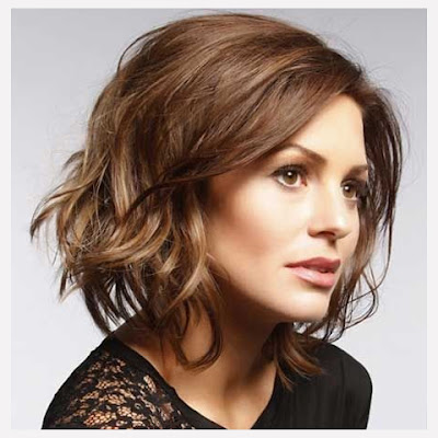 Best short hair hairstyles for job interview for female