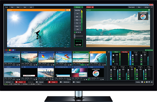 Top Free Streaming Software 2020