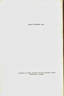 Books and You, copyright, first edition, W. Somerset Maugham