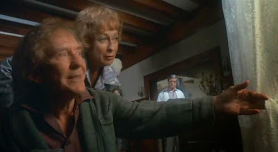 Burgess Meredith, Eileen Heckart - Burnt Offerings (1976)
