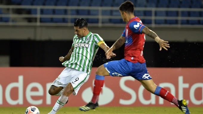 ¡A vencer o morir! Con estos jugadores, Atlético Nacional viajó a Chile para el decisivo duelo ante la U. Católica por Copa Libertadores