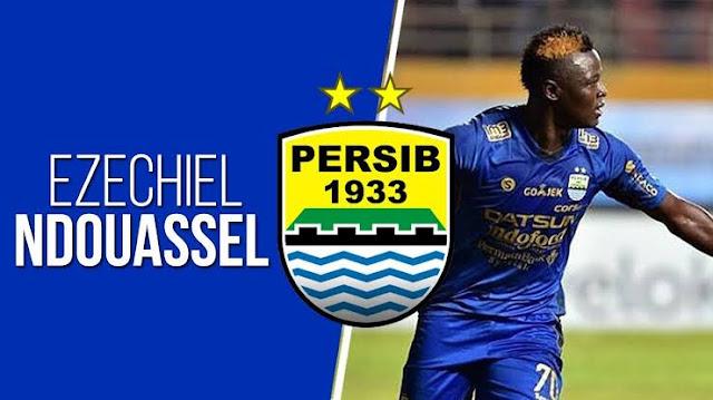 Ezechiel dikabarkan bakal hengkang dari Persib Bandung
