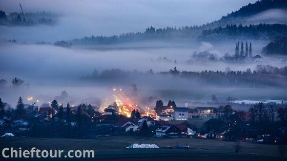 Neuchatel, Beautiful places in Switzerland,