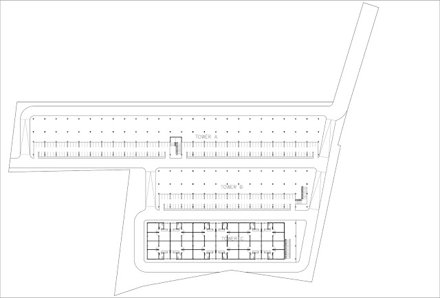 Site Plan Rumah Susun