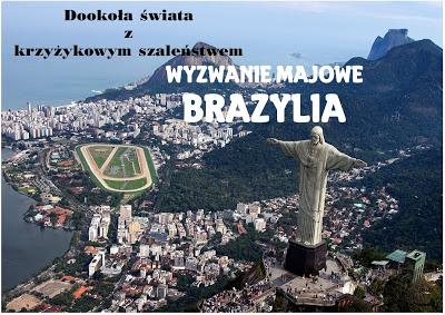 """05.%2Bmaj - SAL """"Dookoła świata"""" - maj: Brazylia"""