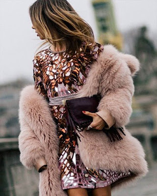 sequins dresses elegant 2019