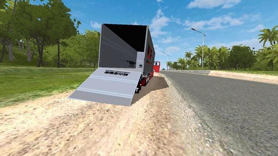 mod truck mercy bagong tronton wsp