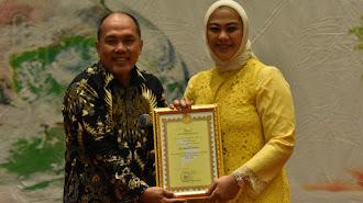 Giatkan CSR, Pertamina EP Subang Field Raih Penghargaan CSR Kabupaten Karawang