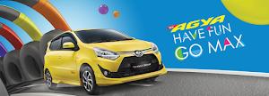 Mobil Stylish dan Sporty yang Mungil Cocok Untuk Keluarga Kecil, Berikut Harga Agya Bogor