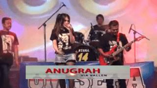 Lirik Lagu Anugrah - Via Vallen