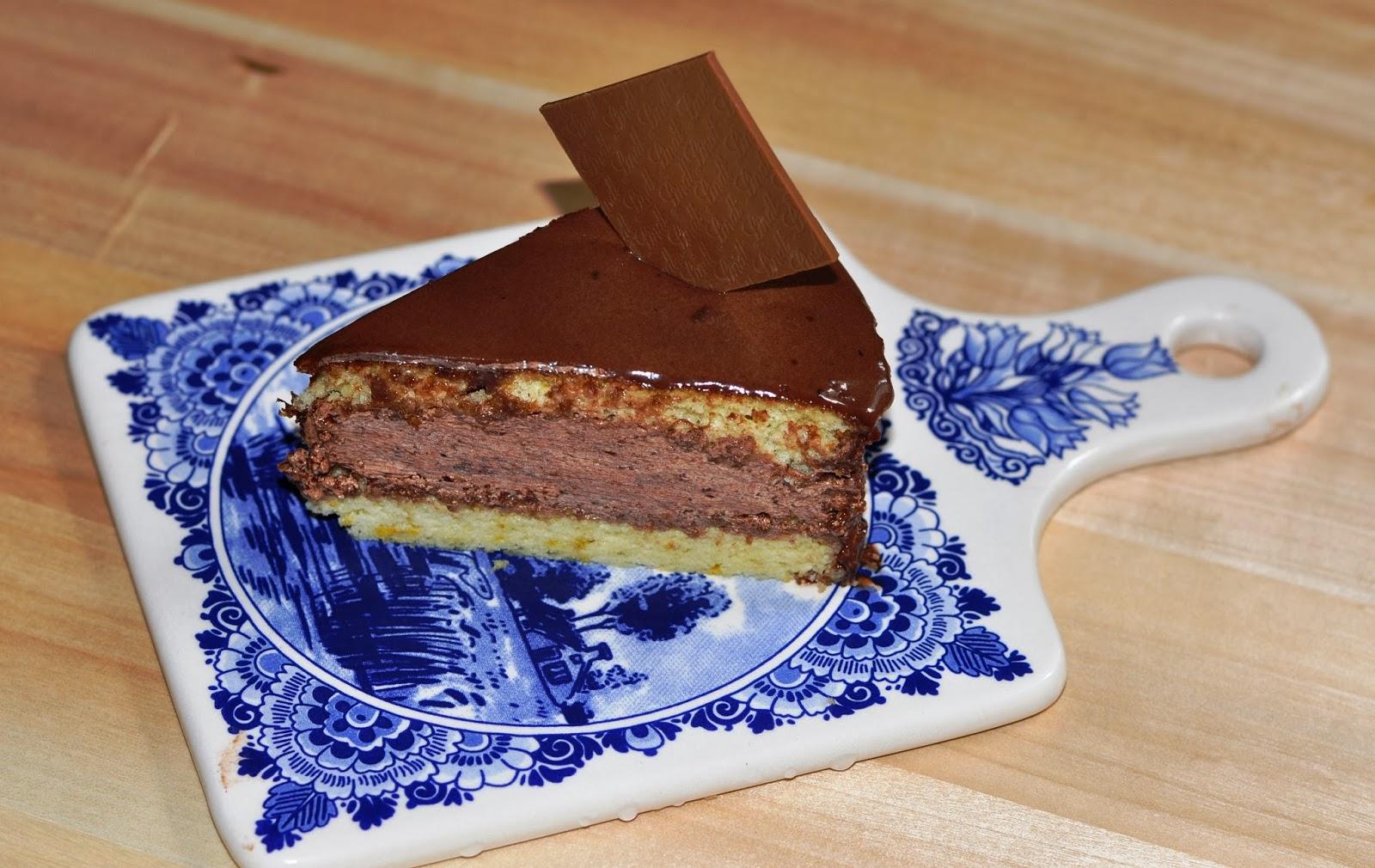 Chocolate Sponge Cake Recipe That Rises Well