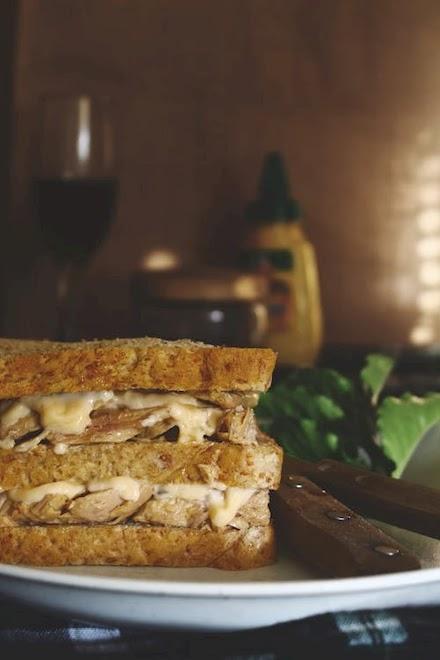 Easy Breakfast Sandwich | Wie man in gut 1er Minute ein cooles Sandwich zaubern kann