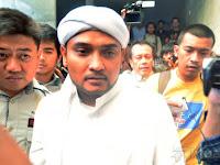 Habib Novel Dilarang Polisi Masuk Ruang Sidang