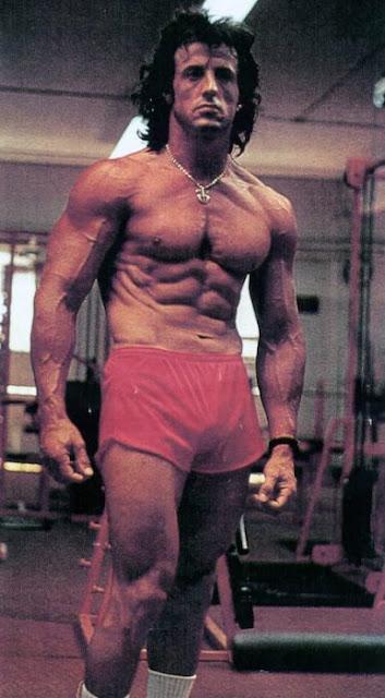 Sylvester Stallone comparte su régimen de entrenamiento para cada película de 'Rocky'