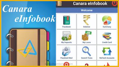 Check balance in einfobook app