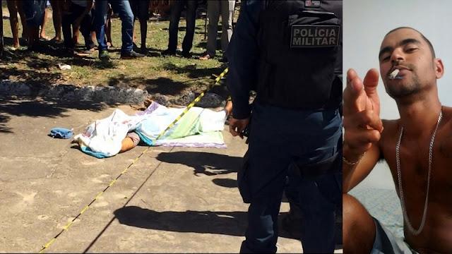 Homem é assassinado em praça pública do Augusto Franco em Aracaju
