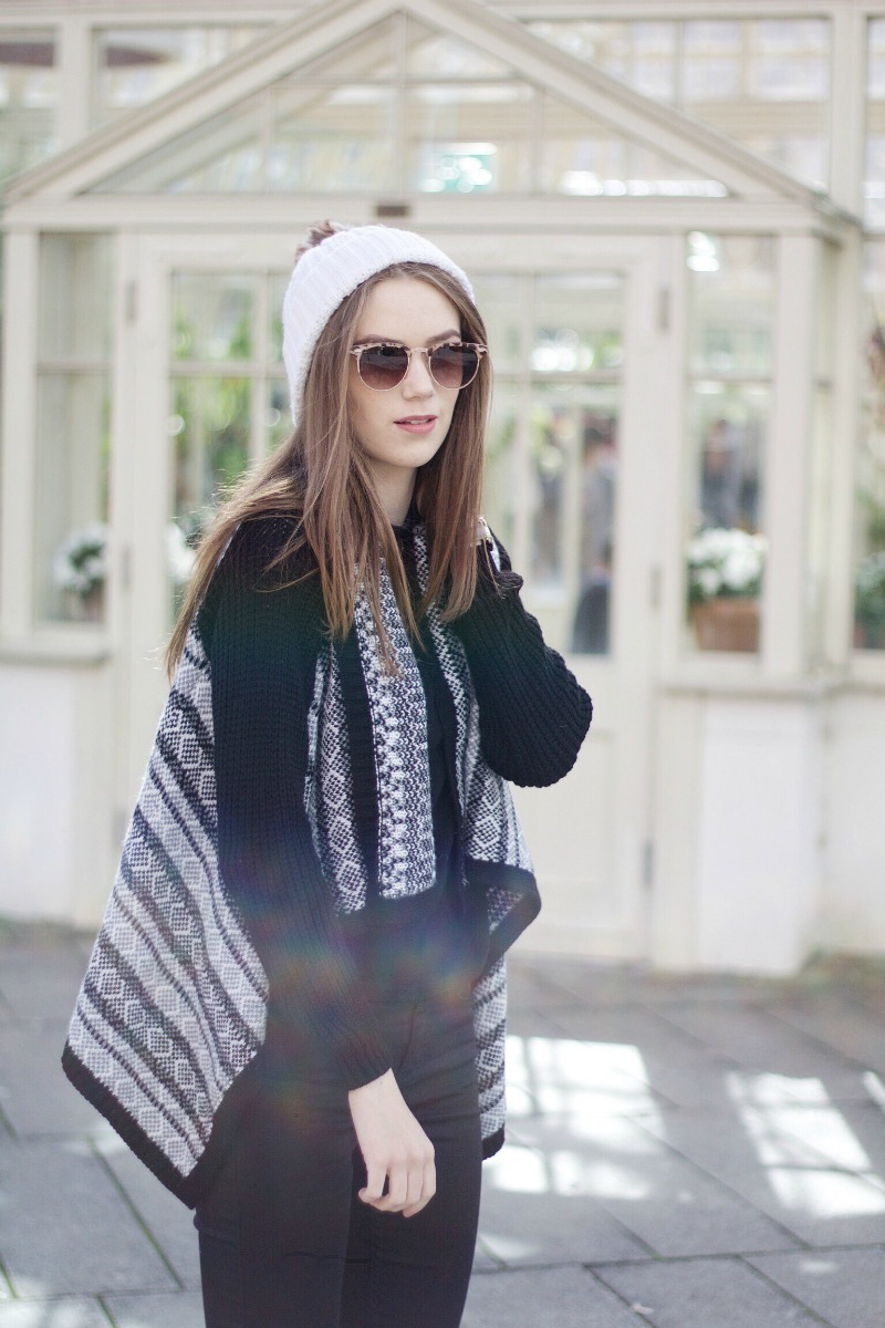 How to style a waterfall cardigan