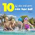 10 lý do trẻ em nên học bơi (Phần 1)