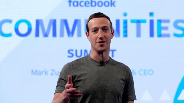 Mark Zuckerberg colludes with Russia