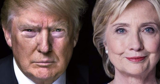 No Contest Comparing Reasons Not To Vote For Clinton And Trump