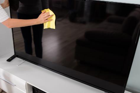 10 Cara Membersihkan Layar Tv Led 10 Menit Bersih