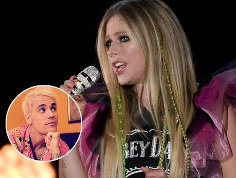 Avril Lavigne respalda a Justin Bieber después de confirmar su batalla contra el Lyme