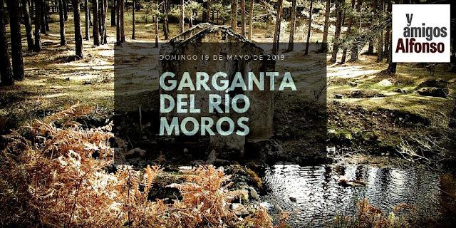 AlfonsoyAmigos - Garganta Río Moros