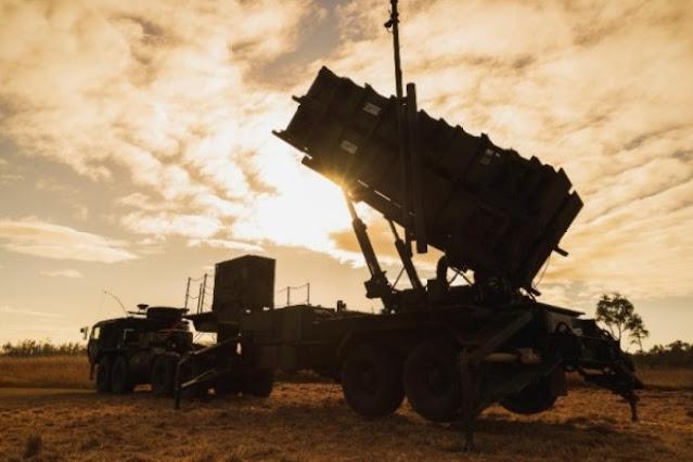 AS Tembakkan Rudal Patriot Pertama Kali di Australia pada Talisman Sabre 2021