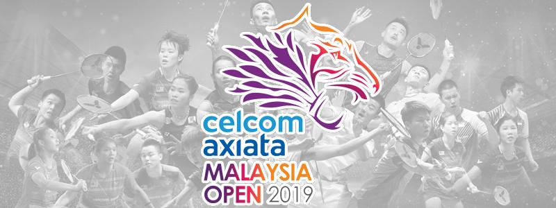 Badminton Terbuka Malaysia 2019