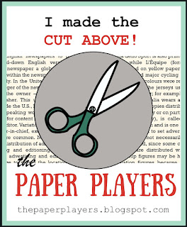 The Paper Players - Cut Above!!!