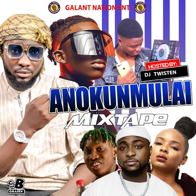 Mixtape : DJ Twisten - Capitee Anokunmulai