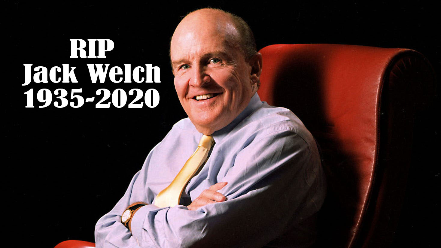 Jack Welch Bio, Wiki, Age, Education, Career, Wife, Net Worth, Cause Of Death