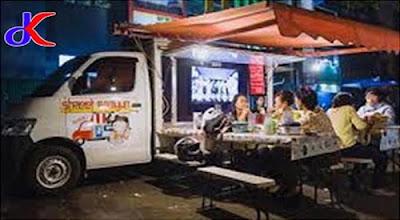 Food truck - Bisnis yang sangat menarik