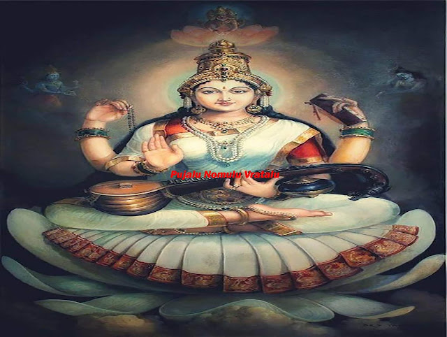 Lalitasahasranamavali in Telugu, Saraswati ashtakam in Telugu, Today' s Panchangam in Telugu,