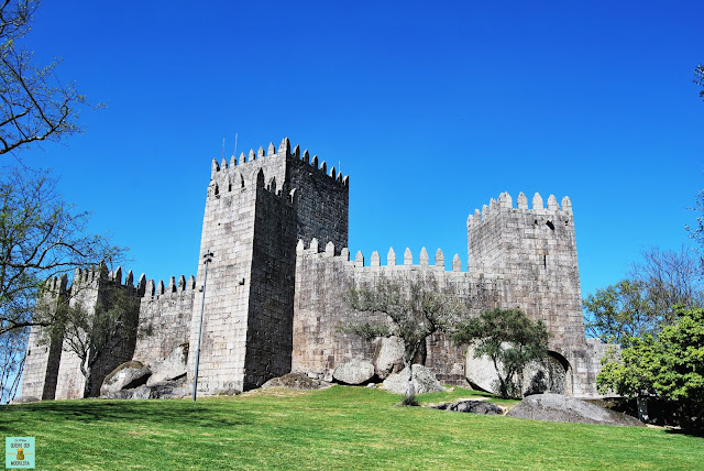 Castillo de Guimaraes, Portugal