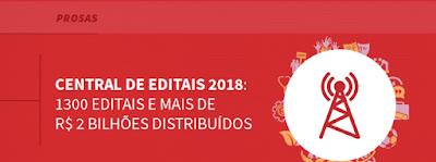 Veja agora mesmo os mais importantes editais do Brasil