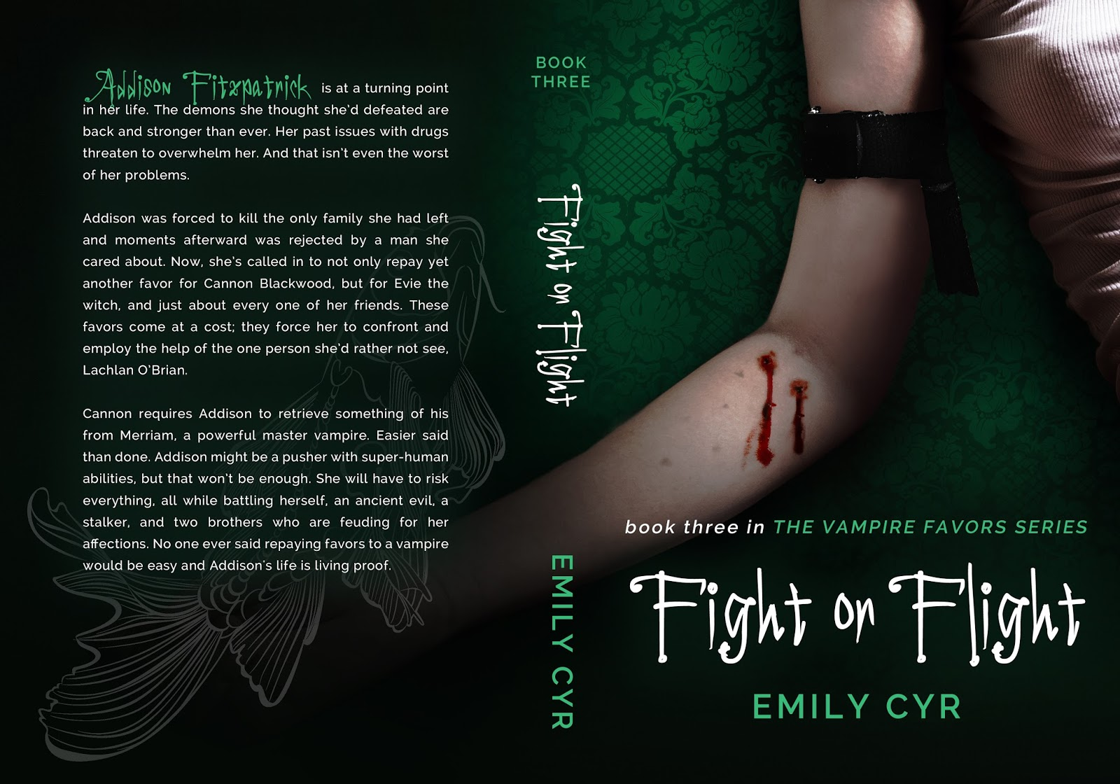 Lady Ambers Reviews Coverreveal Fight Or Flight By At Emilycyrauthor