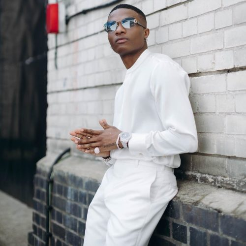"""Wizkid Announces Names Of Featured Artistes & Producers On """"Made In Lagos"""" 