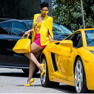 There is a reason BBA housemate Pokello is called