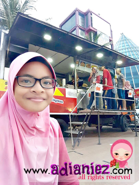 Jom Santai @ Food Truck Melaka Mall Makan Char Kuew Teow