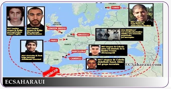 El falso y sobrevalorado mantra de la colaboración de Marruecos en la lucha antiterrorista.