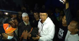 Gubernur NTB Tinjau Langsung Lokasi Terdampak Gempa