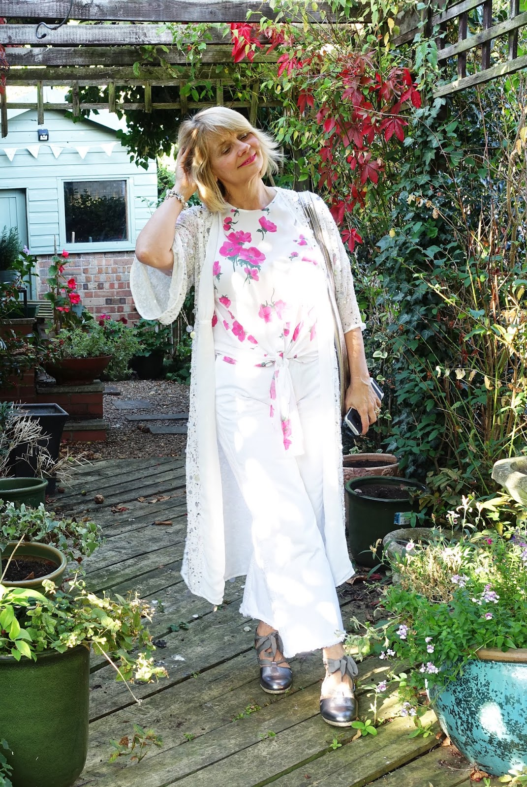 UK style blog Is This Mutton on a day to remember - the last Saturday of summer 2019 and a welcome to the world party for a new baby